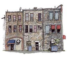 E.O.Brown Sketchbook