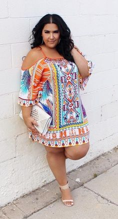 Stylish Plus-Size Fashion Ideas – Designer Fashion Tips Curvy Girl Fashion, Plus Fashion, Womens Fashion, Fashion Stores, Fashion Brands, Plus Size Dresses, Plus Size Outfits, Plus Size Fashion For Summer, Summer Wear For Women