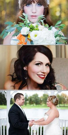 Haven't made up your mind yet with the wedding makeup look that's best for you? Check out this bridal makeup artist. She provides wedding hair and makeup packages. She also offers hair and makeup for other events. Click for more photos and reviews.