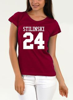 Teen Wolf - Stilinski 24 GIRLS T-SHIRT