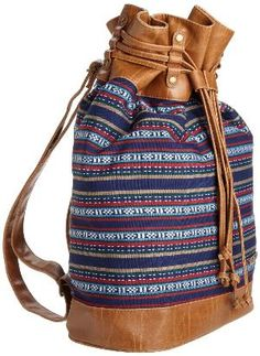 Volcom makes the perfect getaway bags.