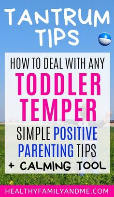 Problems with toddler tantrums and need to know how to calm your kids down? Don't worry we all have to deal with anger and toddler tempers at some point. When we know simple yet positive parenting tips to stop toddler tantrums, toddler life becomes a lot easier. Raising calm kids is possible with this great calming tool. Get your free parenting printable now. #toddler #raisingkids #calmdown #tantrumtips