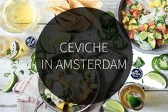 Is South-America to far? Don' t worry, ceviche is also here in Amsterdam! Read this blog to find out where the restaurants are with ceviche on the menu >>