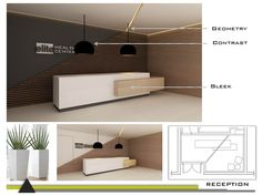 Concept Presentation - Miami Interior Design by DKOR Interiors, Miami, FL