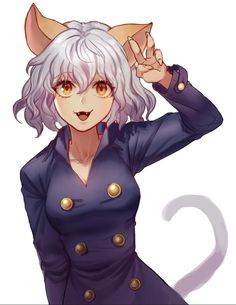 Neferpitou Hunter x Hunter (Favorite art)