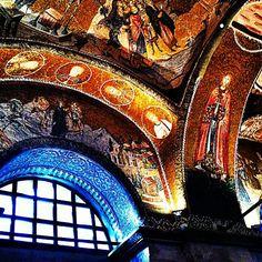San Salvatore in Chora - Eyup - @zizziit- #webstagram
