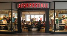 Aéropostale sees Shifting Times and Shifting Strategies
