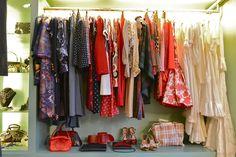 Botteghe di abiti Vintage