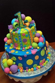 Zoey's 4th bday cake