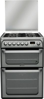 Buy Indesit ID60G2N Gas Cooker with Double Oven - Blue at Argos.co.uk, visit…