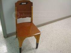 Art Deco Style Side Chair Marietta Chair Company