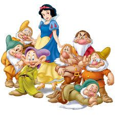 Imagini pentru Snow White and the Seven Dwarfs candy bar