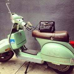 @P.S.- I made this... takes the Daphne Crossbody for a vespa ride. #BGJasonWu