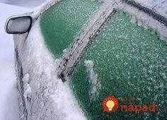 Zamrznuté okná na aute neriešim, ani keď je mínus 20: Kým susedia odmrazujú okná, ja som už dávno na ceste!
