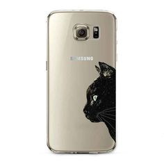 Phone Case for Samsung Galaxy S5 S6 S6Edge S6Edge+ Soft TPU Silicon Transparent Thin Cover