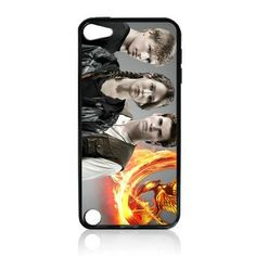The Hunger Games iPod touch 5th gen rubber case