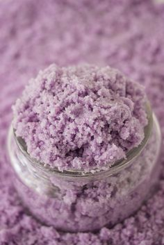 Sweet Grape Body Scrub http://www.savynaturalista.com/2014/05/09/sweet-grape-body-scrub/