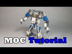 Lego Mech Suit - Uriah & Missionary - YouTube