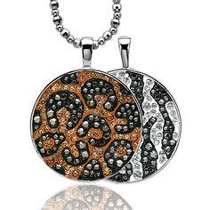 "Zinzi's ""Wild"" pendant http://www.jewellermagazine.com/Article.aspx?id=3298=Zever"