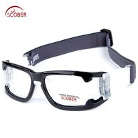 d8c4ce33962d1 Outdoor Professional Basketball glasses Football Sport s glasses Goggles eye  frame match optical lens myopia nearsighted L006