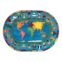 Joy Carpets & Co Let the Children Come Rug https://www.schooloutfitters.com/catalog/product_family_info/cPath/CAT435_CAT1524/pfam_id/PFAM7386