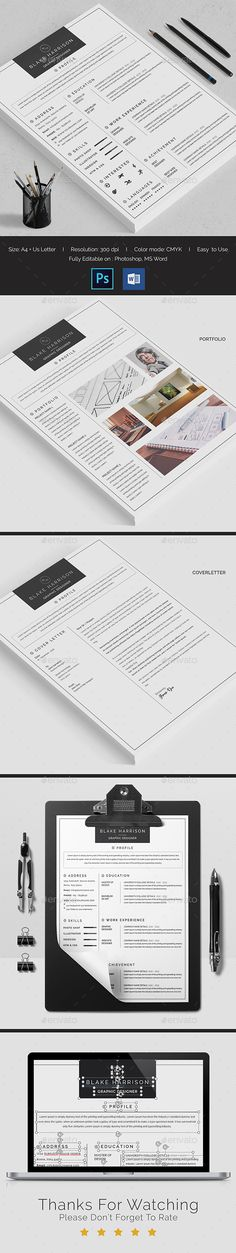Professional Resume Template PSD Download here http - form for resume