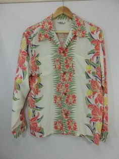 SUN SURF Long Sleeve CATTLEYA ORCHID SS22137