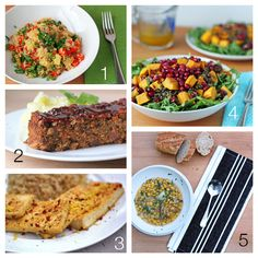 Quick Meals for Busy, Healthy Living