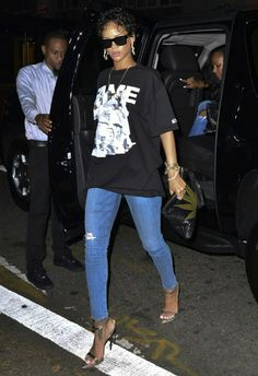 #rihanna #outfit