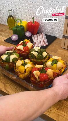 Chicken Salad Recipes, Beef Recipes, Cooking Recipes, Healthy Recipes, Tasty Videos, Food Videos, Banana Recipes Videos, Diy Food, Food Hacks