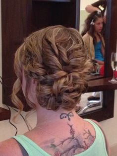 Professional hairstylists recreate your hair style from photos for your special wedding at Dreams Tulum