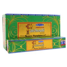 Wholesale Pack of 12 satya natural patchouli - Something Different