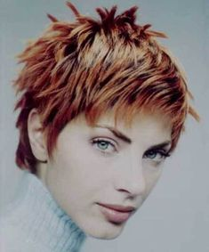 Short Spiky Pixie Cuts Trends 2017