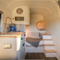 """This innovative build was done by @thismovinghouse. Check out his feed for more pics! 〰〰〰〰〰〰〰〰 <a class=""""pintag searchlink"""" data-query=""""%23sprintercampervans"""" data-type=""""hashtag"""" href=""""/search/?q=%23sprintercampervans&rs=hashtag"""" rel=""""nofollow"""" title=""""#sprintercampervans search Pinterest"""">#sprintercampervans</a>"""