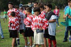 Más de 20 equipos participaron del encuentro de fútbol interbarrial.