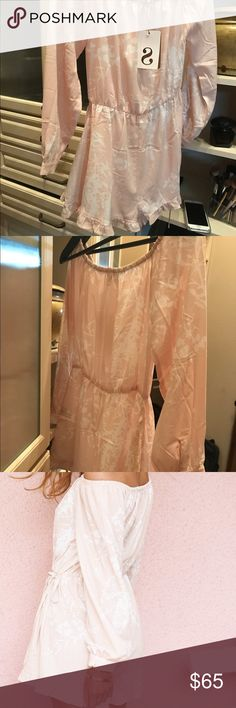 Romper Cream pink brand new Sabo Skirt Other