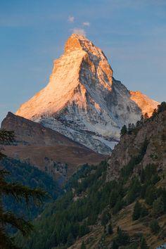 Matterhorn. Switzerland