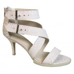 sexy sandal & a low heel for me - need these (Wittner)