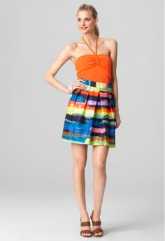 Great colorful skirt by Milly