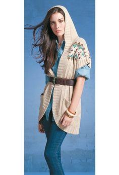 Tejido con capucha Unanyme $ 14.990 Jeans Unanyme $ 9.990