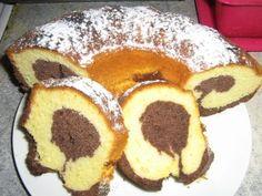 Bábovka z pomazánkového másla Bunt Cakes, Tiramisu, Pancakes, French Toast, Food And Drink, Sweets, Dinner, Breakfast, Ethnic Recipes