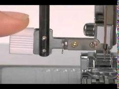 SINGER 4423 Heavy Duty Automatic Needle Threader - YouTube