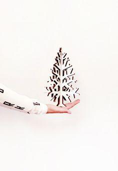 Arbre de Noël à assembler
