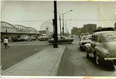 El mercado de la Lagunilla en los 60's