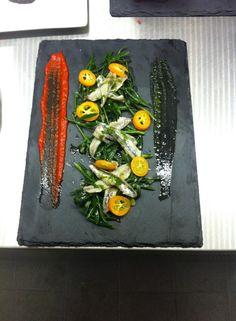 Have you taste our salads? #CretanGastronomy #AlanaRestaurant #SeenAtAlana