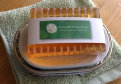 Sugar Clear Glycerin Soap with Avocado Oil