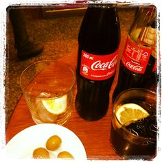 Aceitunas españolas & coke, spanish tapas! Places In Spain, Spanish Tapas, Coke, Wonderful Places, Coca Cola, Country, Olives, Rural Area, Cola