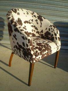 Tub Chair - JARO Upholstery's newest tub chair design.  Make a statement with JARO furniture!  www.jaro-upholstery.com.au