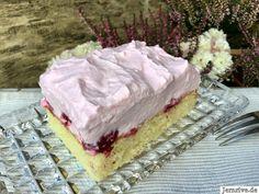 Raspberry cake with Raspberry Cake, Cake Blog, Cake & Co, Hungarian Recipes, Cheesecake Recipes, Cake Cookies, Bakery, Food And Drink, Ice Cream