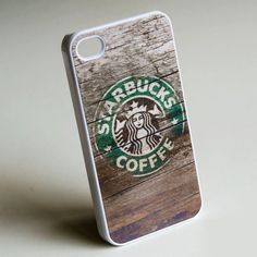 Wood Print Starbucks Coffee iPhone Case , iPhone 5 Case , Starbucks iphone case , iPhone 4 Case , Plastic iPhone case from IdeaCase on Etsy. Iphone 5 Cases, Cute Phone Cases, 5s Cases, Iphone 4s, Starbucks Case, Starbucks Coffee, Coque Vintage, Wood Patterns, Stickers